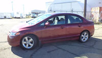 08 Civic - 5spd manual - LOADED - SUNROOF - MAGS - ONLY98,000