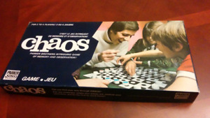 Vintage Parker Brothers 'Chaos' game