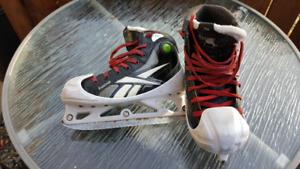 Reebok 7k Jr Goalie Skates