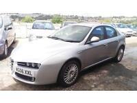 2006 Alfa Romeo 159 1.9JTDM 16v Lusso