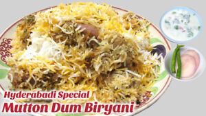 Indian Hyderabad food | Fresh from our kitchen
