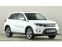 2017 Suzuki Vitara 1.6 SZ5 5dr SUV petrol Manual