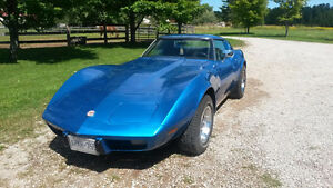 Corvette Stingray - Will Certify