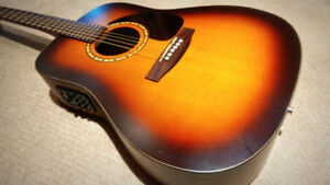 Simon & Patrick Songsmith Acoustic Electric - $265