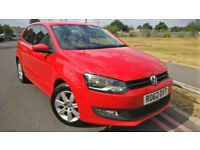 2012 62 Volkswagen Polo 1.4 ( 85ps ) 2012MY Match +++FULL SERVICE HISTORY+++