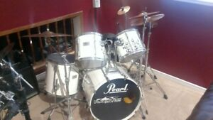 Pearl Session Elite Drum Set