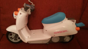 Electronic Motorcycle for 18 inch doll or American Girl
