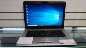 Laptop Toshiba Satellite 4 GB 250 GB 15 pouces