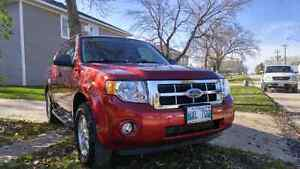 2008 Ford Escape XLT AWD Loaded