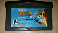 Over The Hedge: Hammy Goes Nuts! (Cart Only GBA)