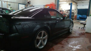 2003 Mustang gt (clone) 6000 or trade