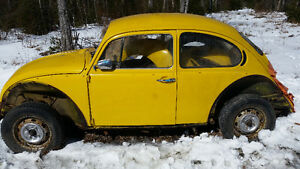1975 vw bug for parts