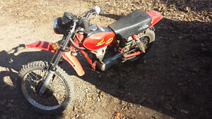Honda XL80S looking for parts