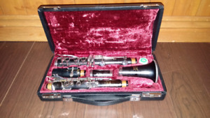 Yamaha Clarinet for sale - excellent condition