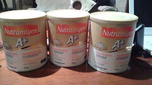 lait pour bébé nutramigen en poudre