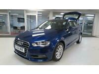 2014 Audi A3 1.6 TDI 110 SE [Start Stop] 5dr Sat Nav, +++ 14 Day Money Back* +++