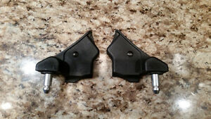 Britax carseat adapter for Baby Jogger stroller