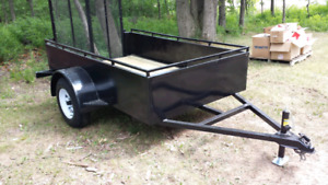 Utility trailer pre season sale! Get more for your $