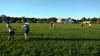 Ultimate Frisbee in Owen Sound