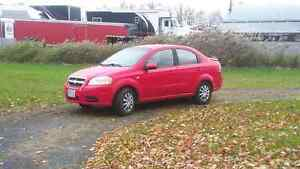 2007 Chevy Aveo Cornwall Ontario image 3
