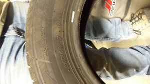 studded winter tires 2 sets of 4 Regina Regina Area image 1