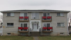 2 Bedroom Apartment. Heat and Water Included. First/last require