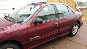 2003 Pontiac Sunfire SL Sedan, Price Neg