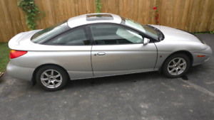 2002 Saturn S-Series SC2 Coupe Was $1700 NOW $1200
