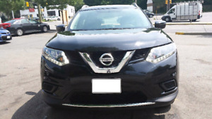 2016 Nissan Rogue with Back up Camera