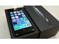 iPhone 5 - 16GB - Black - Unlocked - Any Network - Fixed Price
