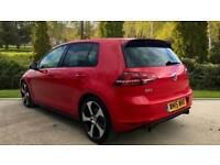 2015 Volkswagen Golf 2.0 TSI GTI 5dr Manual Petrol Hatchback