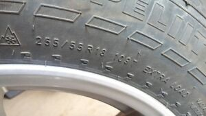 BMW studded winter tires on rims 4 Prince George British Columbia image 5