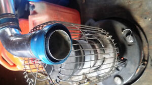 3 inch chrome cold air intake pipe