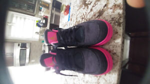 Girls Michael Jordan's shoes size 9 youth.