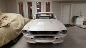 "1967 Ford ""Eleanor"" Mustang 289 4-speed convertible"