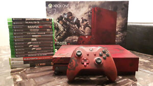 GEARS OF WAR 4 EDITION XBOX ONE S