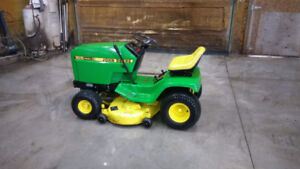 Wanted.Snow blower for 165 John Deere