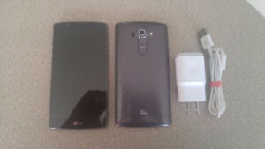 LG G4 Cell Phone in Good Condition - Bell or Virgin Mobile