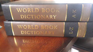 World Book Dictionary.