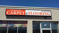CARPET INSTALLATION installed from $ 1.69 + free underpad