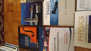 University Engineering/Math/Physics Textbooks! NAME YOUR PRICE!