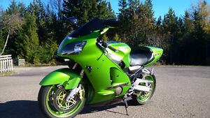Ninja 1200R in Fantastic Condition, Need Gone