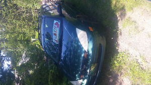 2001 Ford Focus se Wagon and parts car