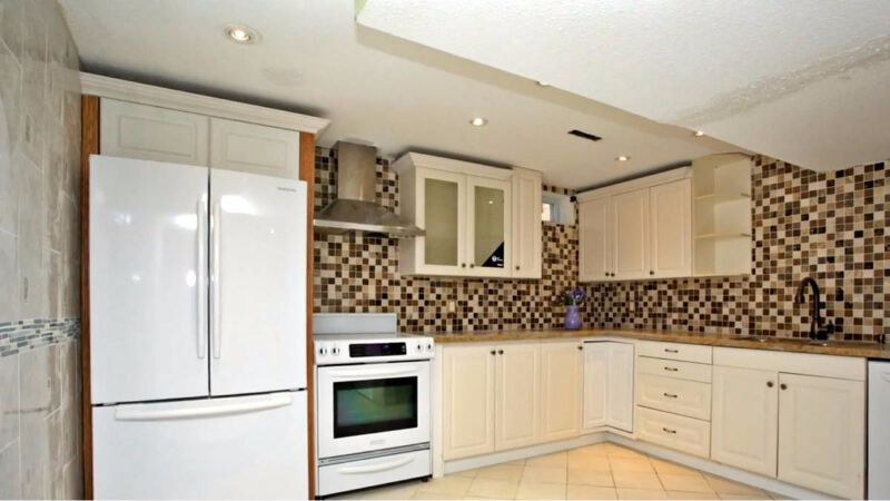 1000 1br 800ft2 basement apartment near square one