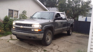 2002 Chevy 4x4 1500HD