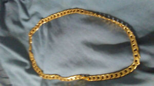 24inch gold filled chain