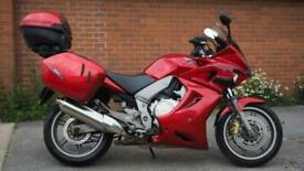 2009 HONDA CBF1000 CBF 1000 RED NATIONWIDE DELIVERY AVAILABLE