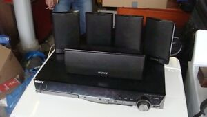 Sony Home Entertainment Center, TV Stand