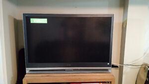 """*** Sony 55"""" Grand Wega™ 720p rear-projection LCD HDTV ***"""