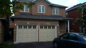 Detached house for rent in Fletcher Meadows , Brampton